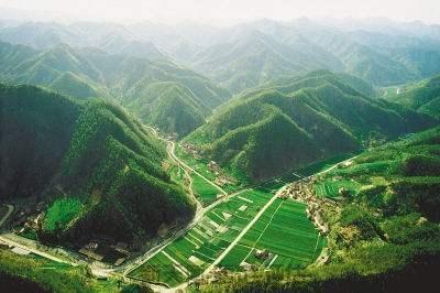 哈尔滨生态系统服务功能价值评估